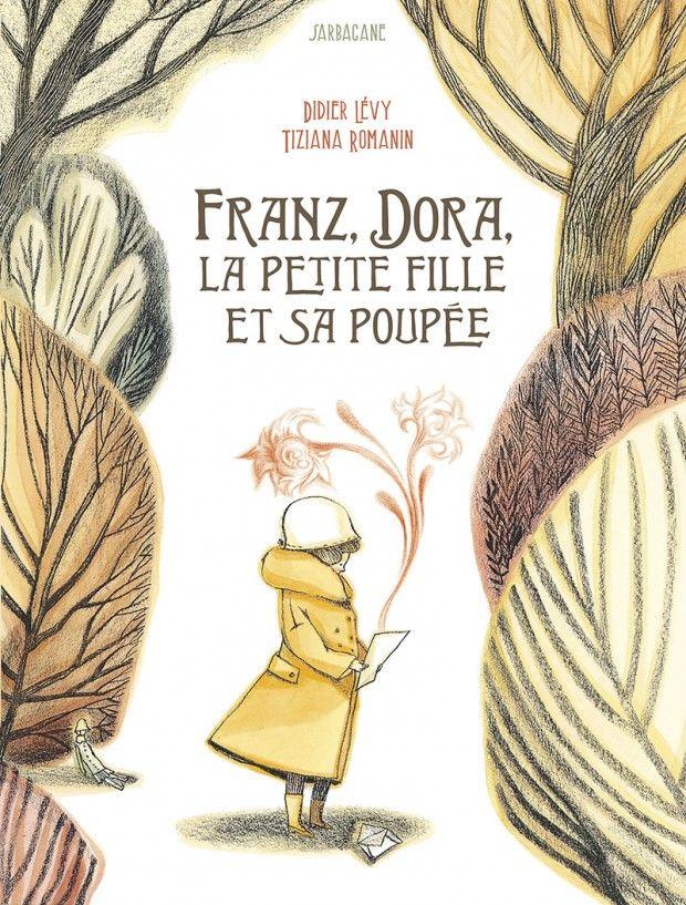 Franz, Dora, la petite fille et sa poupée | Éditions Sarbacane
