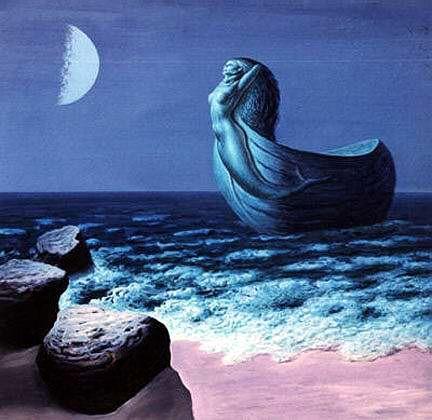 Boat of the Mermaid - Sabin Balasa