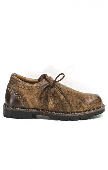 Oktoberfest shoes 1260 tabacco