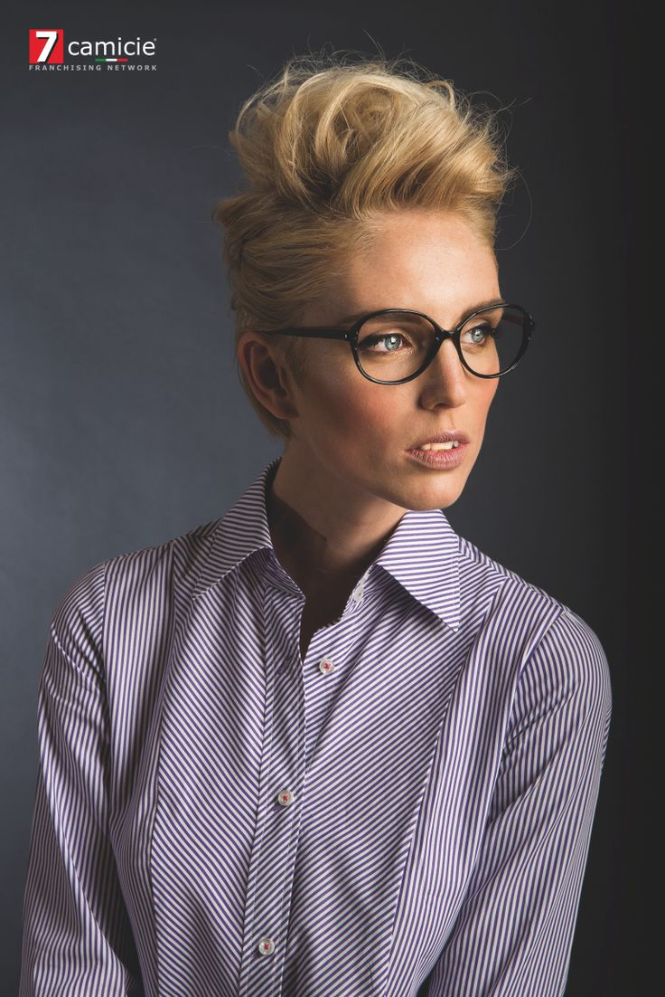 Woman 7 Camicie Italian Brand.