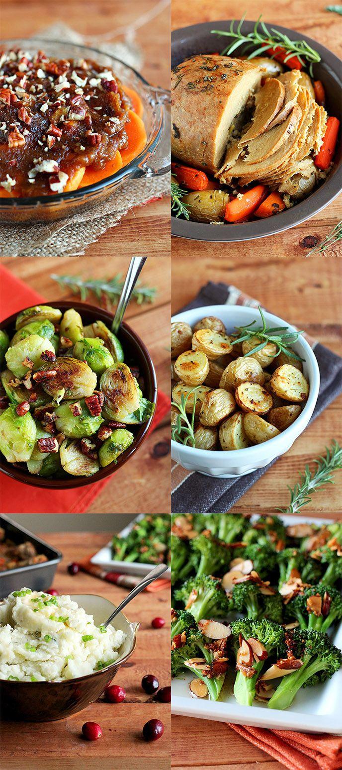 17 Delicious Vegan Recipes for Celebrating the Holiday Season - ilovevegan.com