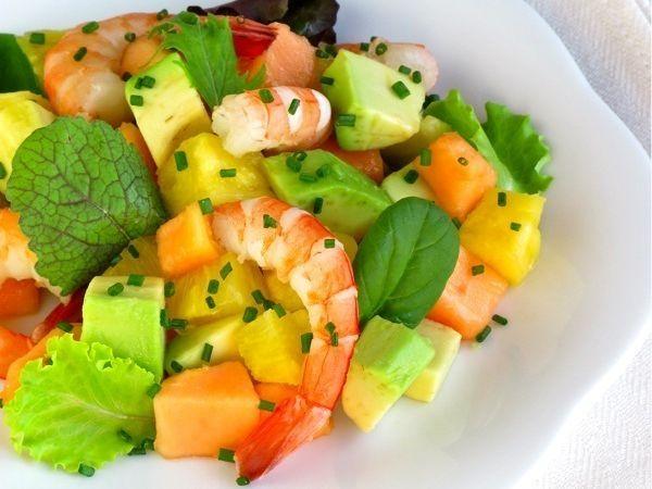 Ricetta Insalata tropicale, da Feelcook - Petitchef