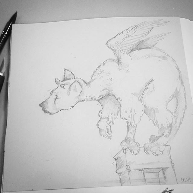 Trico the last guardian  #thelastguardian #trico #videogames #letsplay #creature