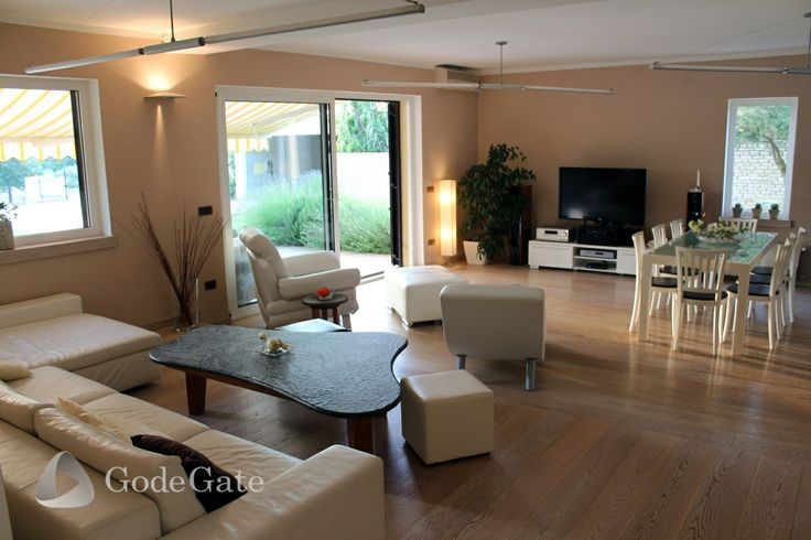 Villa Oliva, Rovinj, Istria, Croatia   #GodeGate #villa #modern #HolidayHome #vacation #Istria #Rovinj #Croatia #Adria