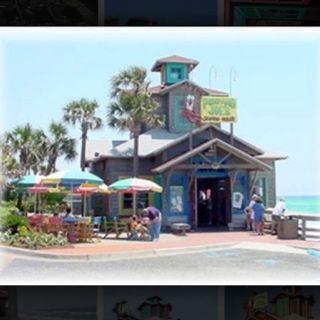 Pompano Joe's Destin, Florida Travel channel rated best restaurant!