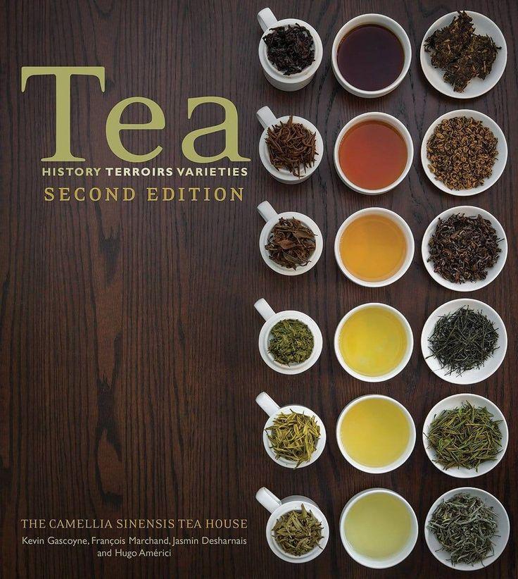 Bästa boken om te. Nytt inlägg på pekoe.se.