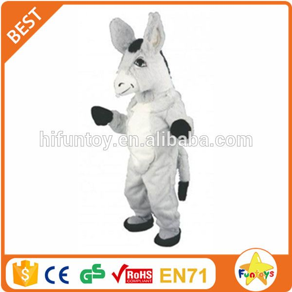 Check out this product on Alibaba.com App:Funtoys CE Farm Animal Donkey Mascot Costume For Kids https://m.alibaba.com/FFJ3Ir