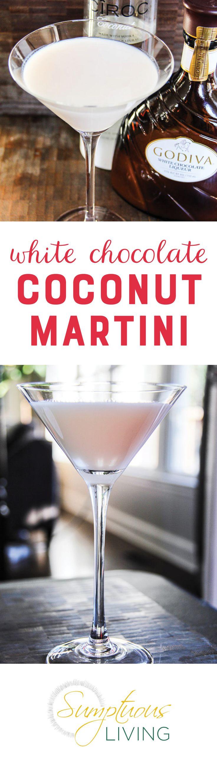 25+ best Chocolate martini recipes ideas on Pinterest   Chocolate ...