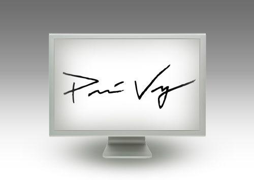 how to break digital signature password