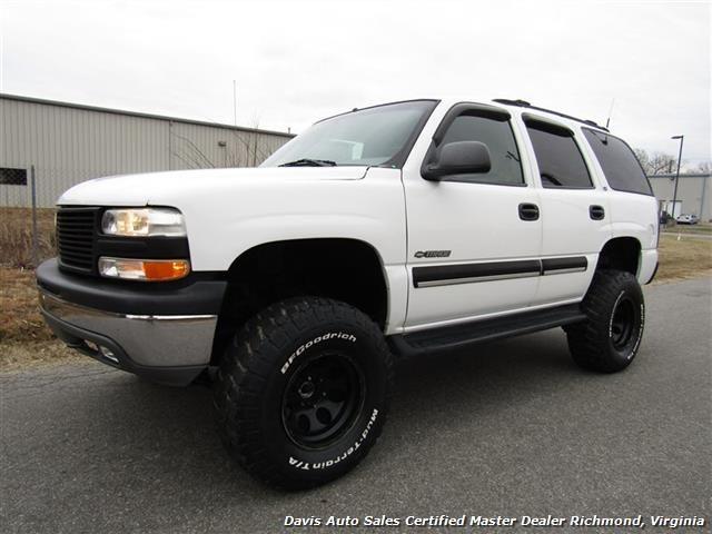 Used 2001 Chevrolet Tahoe LS Lifted 4X4 for sale in RICHMOND, VA - $8,995 - Davis Auto Sales Certified Master Dealer Richmond, Virginia - Visit www.davis4x4.com