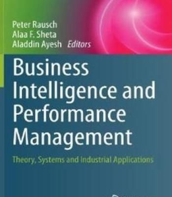 Business Intelligence And Performance Management: Theory Systems And Industrial Applications PDF