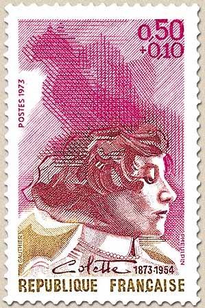コレットさん。Colette 140, Timbre Postal, Francobolli, Colette 1873, France, Pin Postal, Postal Stamps, Stamps Collection, Postage Stamps