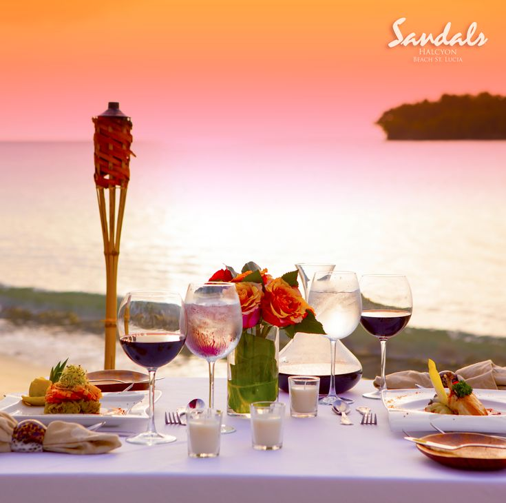 1000 Images About Sandals Halcyon Beach Resort On