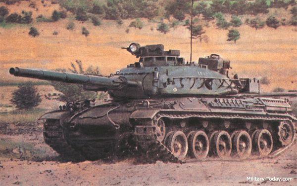 AMX-30 Tanque de combate principal