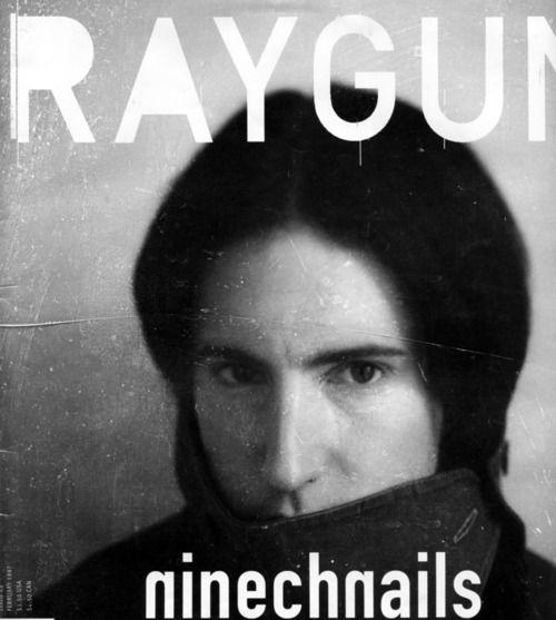 TRENT REZNOR Raygun Magazine 2/97 #43 NINE INCH NAILS music + style