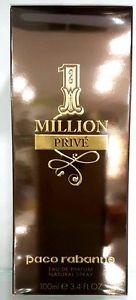 a paco rabanne one million prive eau de parfum spray