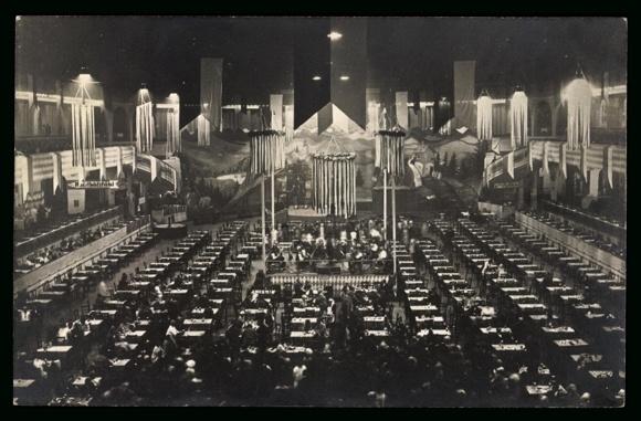 "Concert Hall ""Münchner Hertz"" (postcard 1926)"