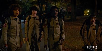 Horror Town USA: 9/22 New Official Poster For 'Stranger Things' Sea...