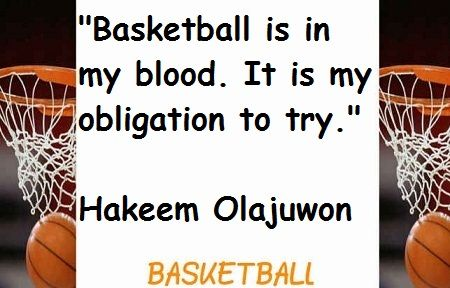 Famous Basketball Quotes | Basketball Quotes