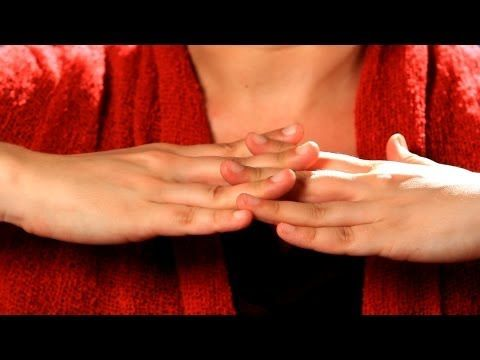 Learn how to do hand reflexology on yourself in this Howcast video