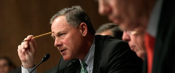 """READ THE ARTICLE...GOP SEN. RICHARD BURR conduct and allegations were """"ugly and mean-spirited toward the Veterans."""