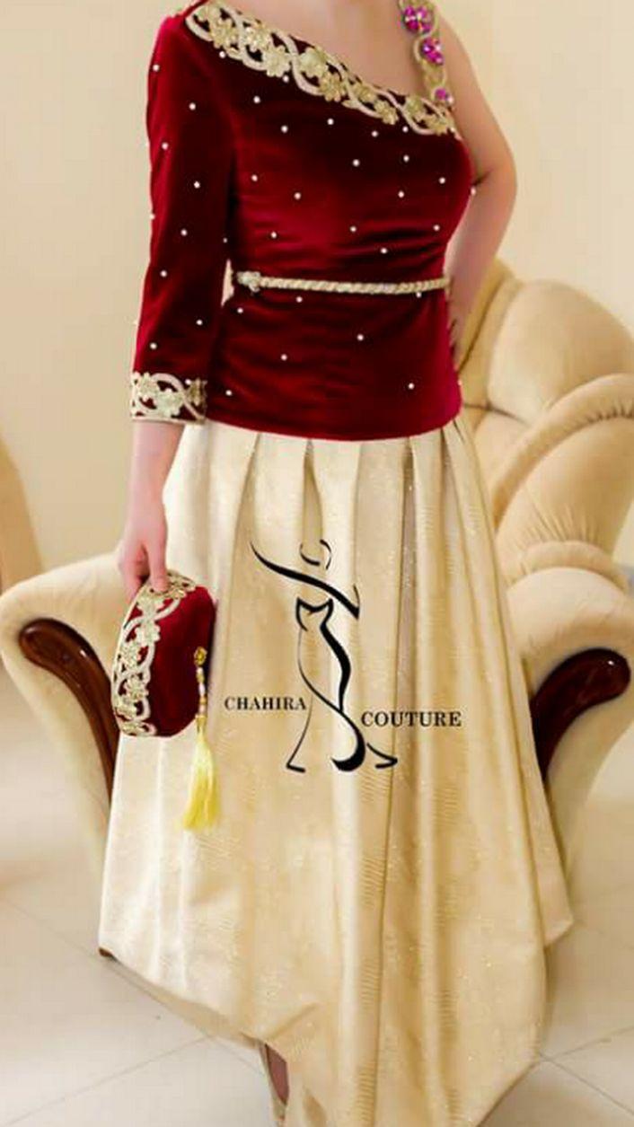 Tenue traditionnelle #algérienne Chahira Couture - المرأة الجزائرية - Google+
