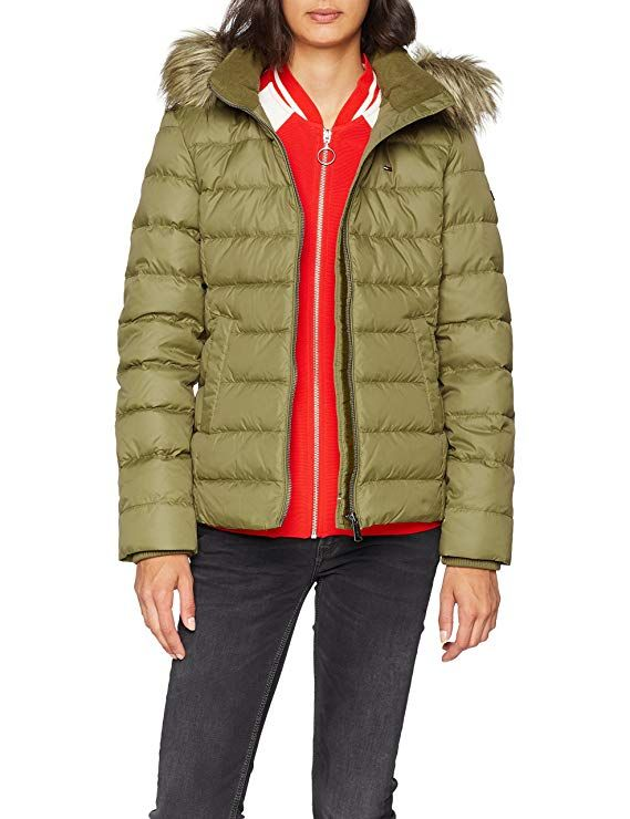 pretty nice d2809 0670a Fashion Sale! Die schöne Winter Daunenjacke von Tommy Jeans ...