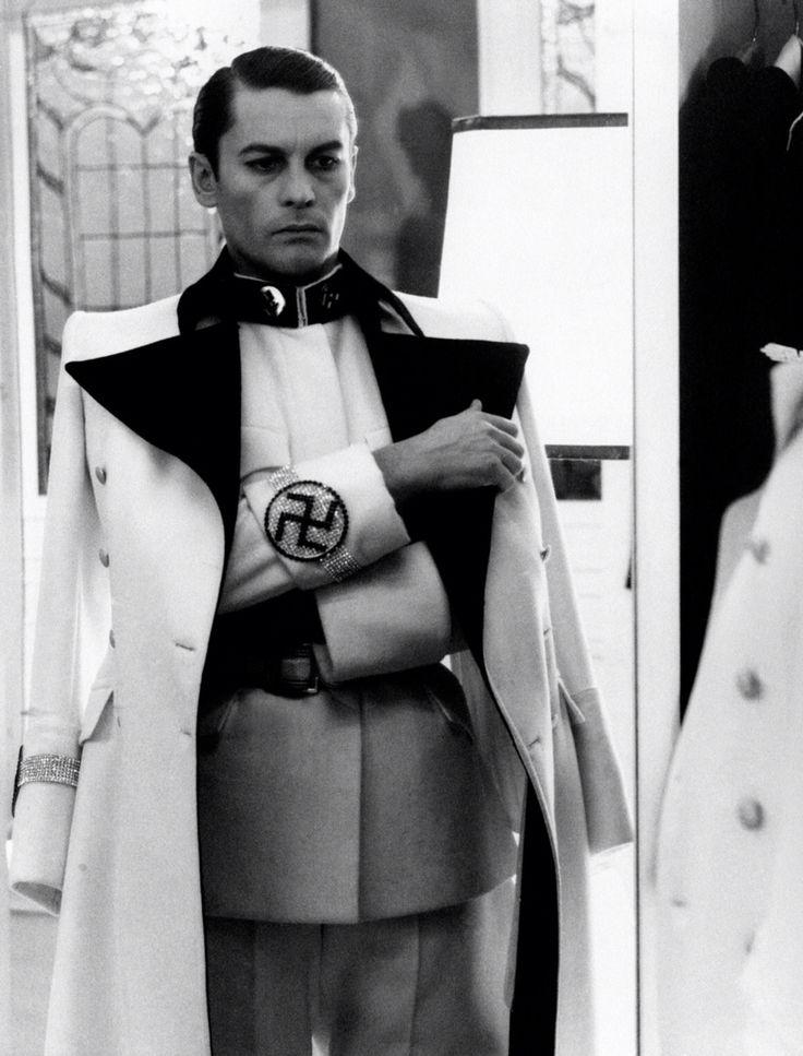 Helmut Berger in Salon Kitty, 1975