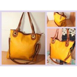 Tas Fashion WB Kuning
