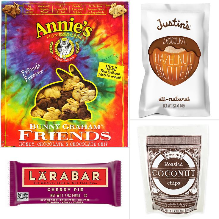The Healthy Store-Bought Snacks POPSUGAR Editors can't live without-great list!