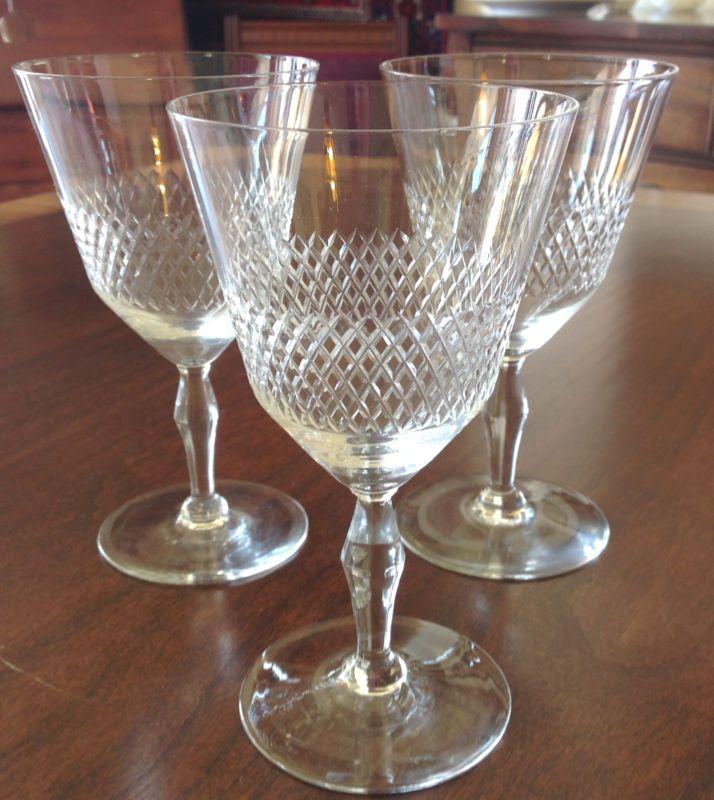 vintage kosta boda wine glasses | Rare Antiques For Sale Online