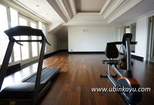 I choose to be healthy  #ubinkayu #premiumflooring #premiumquality