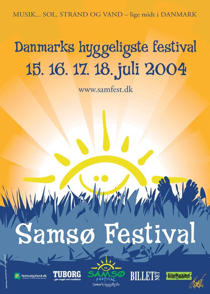 Samsø Festival 2004