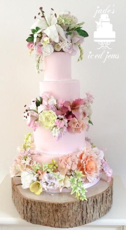 """Evie"" Cake international entry. 2014. Merit award.  – Cake by Jadesicedjems – Wedding Cakes and Desserts"