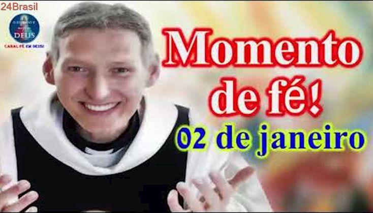 Momento de fé com Padre Marcelo Rossi 02/01/2018 - (#PRIMEIRO PROGRAMA DO ANO)