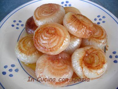 cipolle stufate con aceto