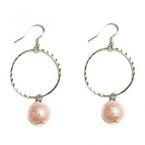 `Cherries` - Pink Lovers Earring