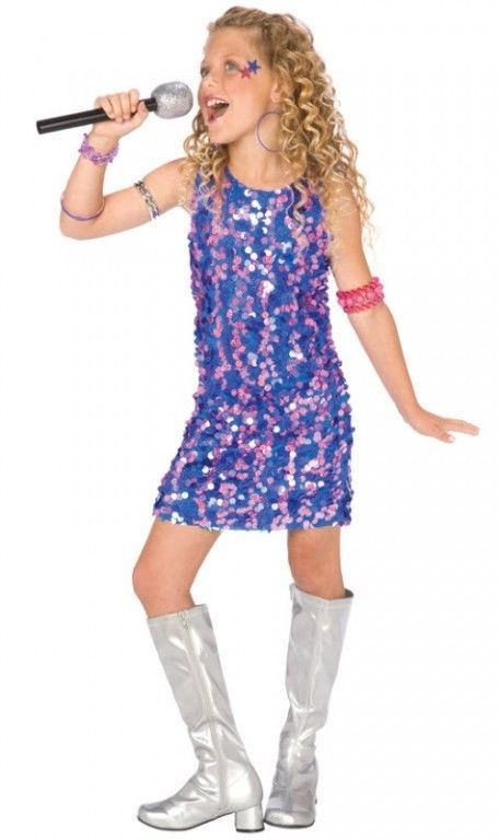 80s Fancy Dress Costumes for Kids - Girls at ...