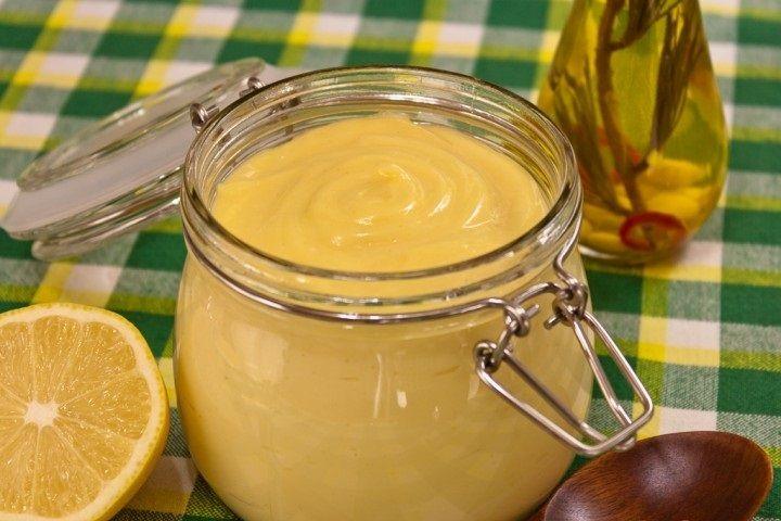 Zelfgemaakte mayonaise recept