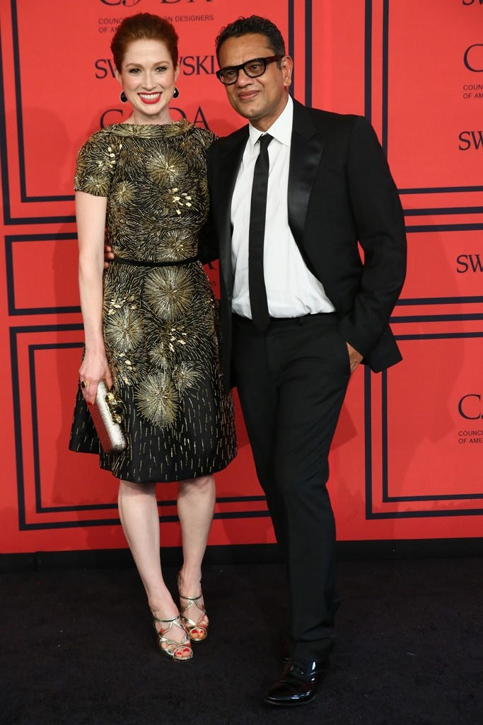 On the Red Carpet at the CFDA Awards - Slideshow