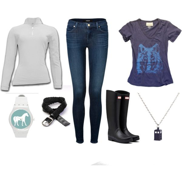 Daily by shawnmcadam22 on Polyvore featuring J Brand