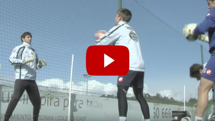 Goalkeepers Training Session. Top Soccer Coach - the best soccer videos and articles on the web for soccer/football coaches.
