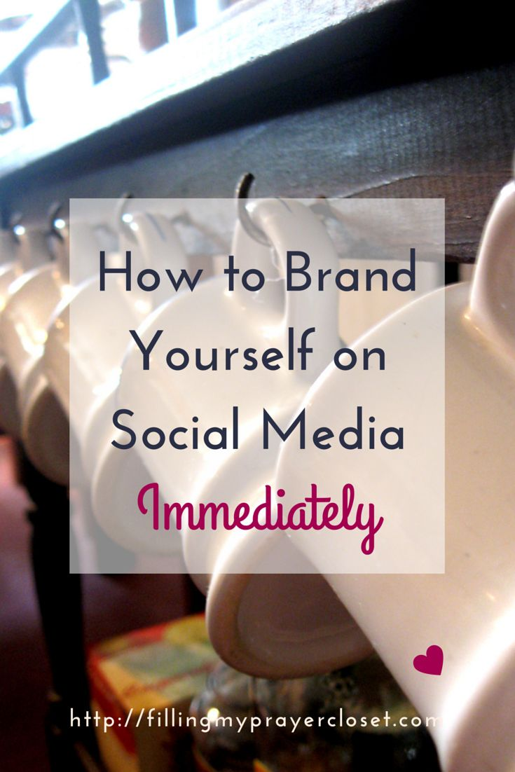 Branding is all anyone can talk about. You've heard about having a voice, and knowing what you'll write about, but do you knowHow to Brand Yourself on Social Media Immediately? I go through Pinterest Branding, Twitter Branding, Facebook Branding and Instagram Branding to help share different facets of your blogging authority! by @fillpraycloset