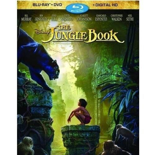 The Jungle Book (Blu-ray  DVD  Digital HD) $9.96  Free Store Pickup @ Walmart #LavaHot http://www.lavahotdeals.com/us/cheap/jungle-book-blu-ray-dvd-digital-hd-9/142769?utm_source=pinterest&utm_medium=rss&utm_campaign=at_lavahotdealsus