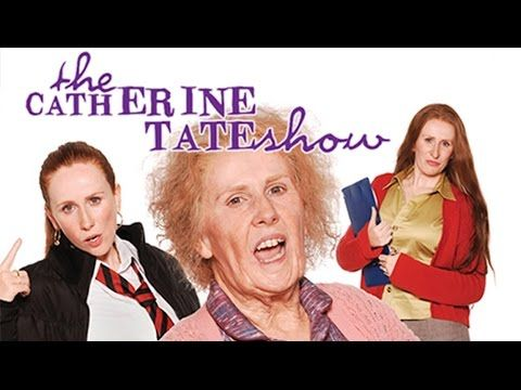 Catherine Tate Nans Christmas Carol - YouTube love this video! LOVE DAVID!