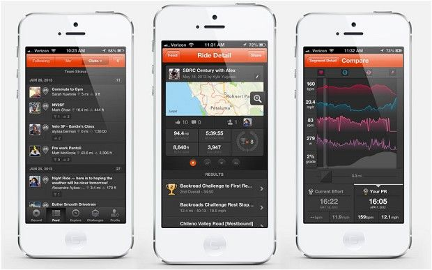 best bike tracking app ios