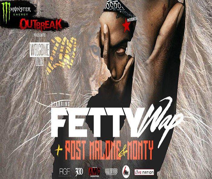 Fetty Wap - 2016 Tour Announcement