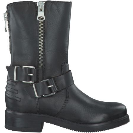 Zwarte Omoda Korte laarzen R13186