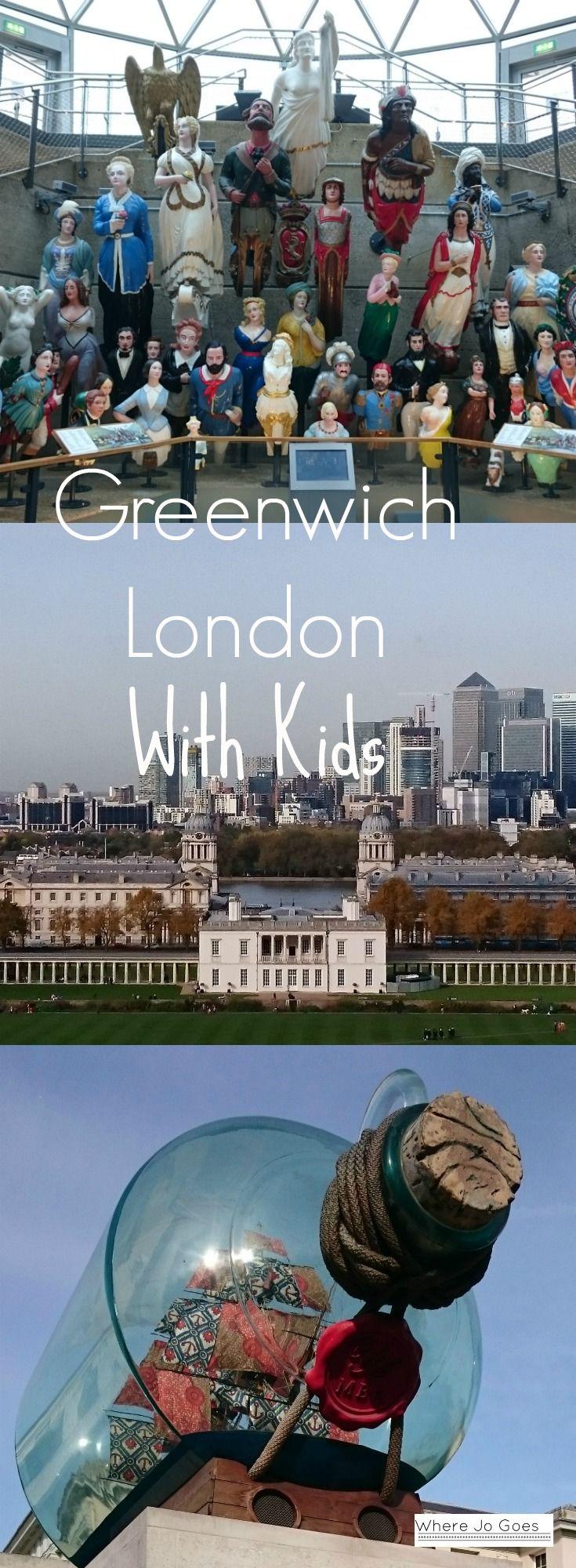 GREENWICH, LONDON,WITH KIDS