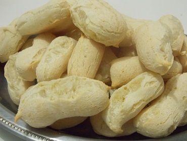 Receita de Biscoito de polvilho assado fácil - Tudo Gostoso